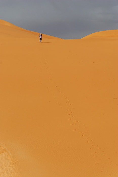 Photo of Trek de l'Erg Oubari - 7 jours de marche dans le sable du Sahara