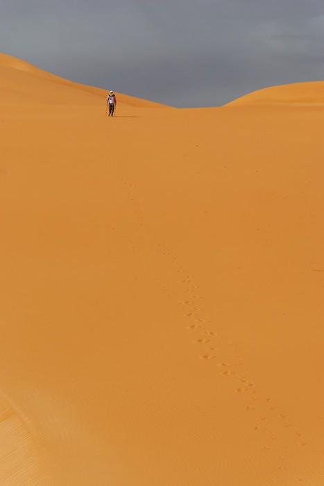 Photo of Trek de l'Erg Oubari - 7 jours de marche dans le sable du Sahara